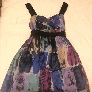 MENDOCINO Cocktail Dress SMALL